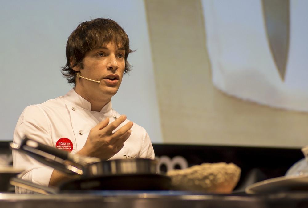 Jordi Cruz, Chef que lidera la propuesta culinaria de Gastrolab (Pullmantur)