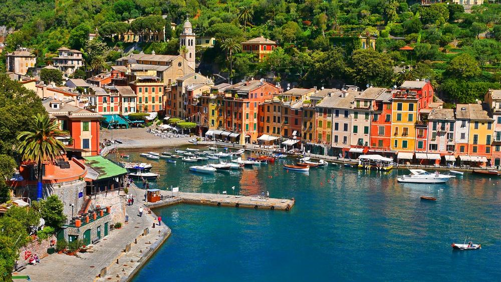 Portofino, un precioso pueblo de postal