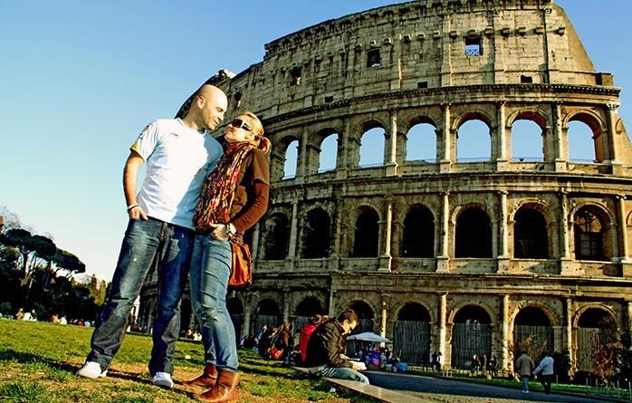 Buen momento para un viaje a Roma