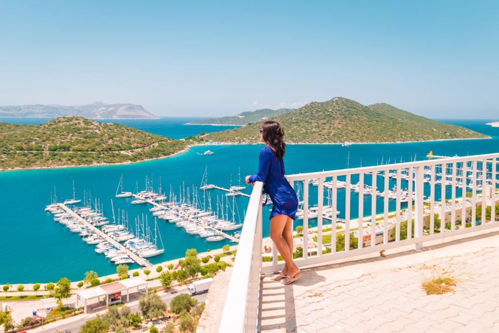 Los mejores hoteles con vistas panorámicas para tus vacaciones