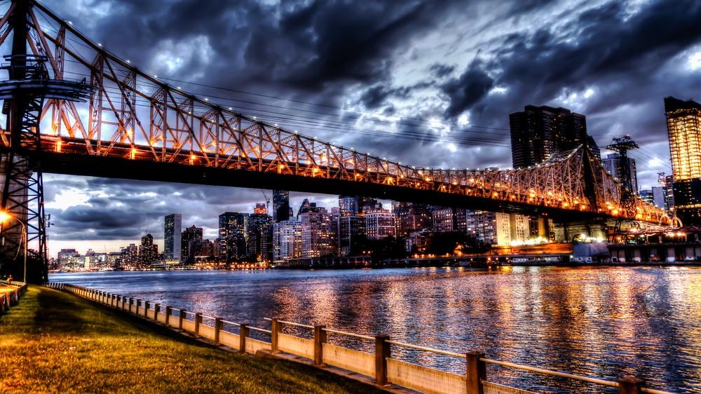 Puente de Queensboro en Nueva York