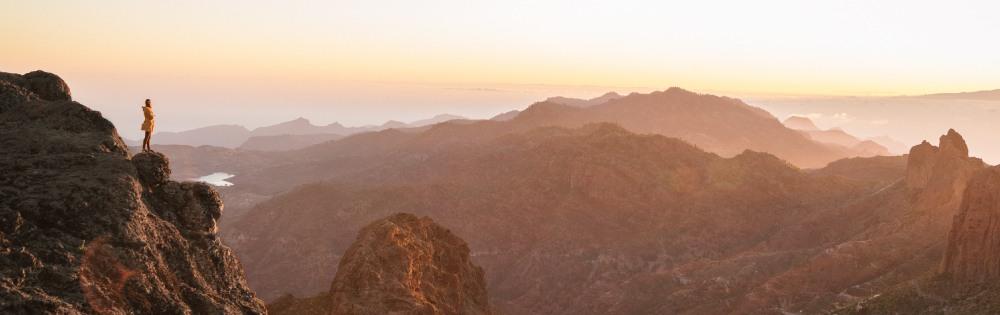 Hacia rutas naturales de Gran Canaria