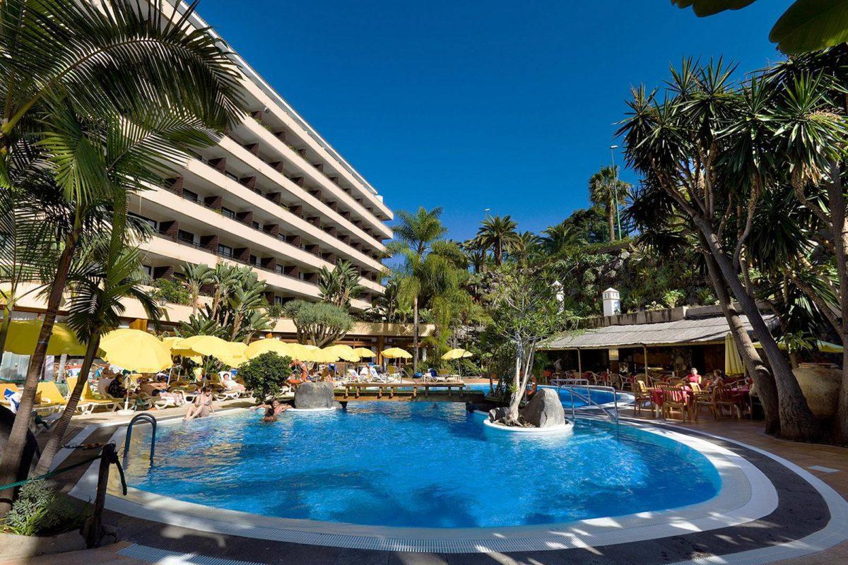Tus vacaciones ideales en el hotel Smy Puerto de la Cruz