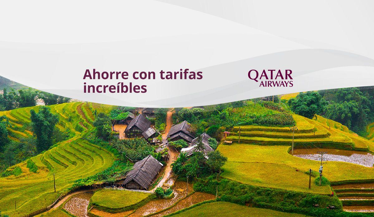 QATAR Airways, la mejor manera de descubrir Asia