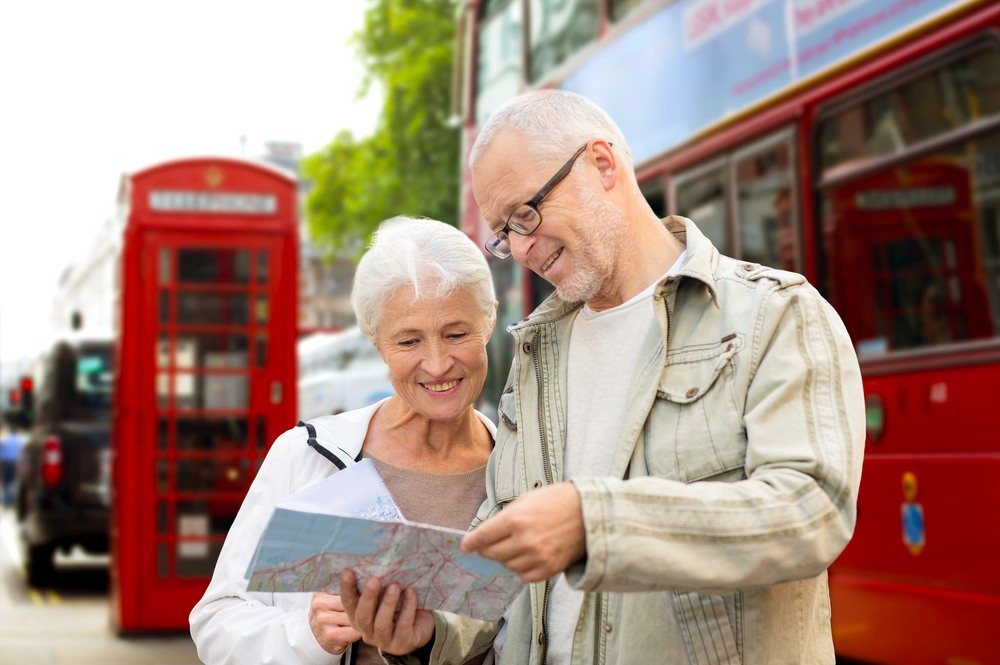 Turismo por las calles de Londres