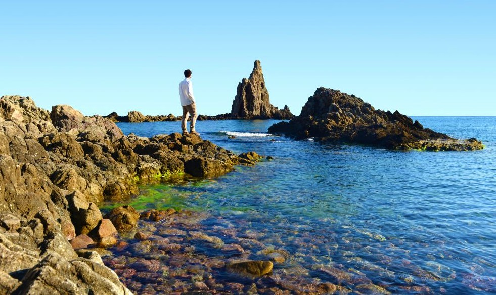 Visita al Parque Natural de Cabo de Gata
