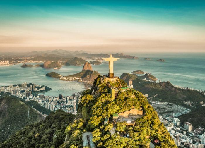 Cruceros por Sudamérica: Brasil, Argentina y más