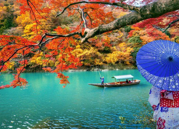 Viajes a Japón que te muestran todos sus ángulos: en crucero.