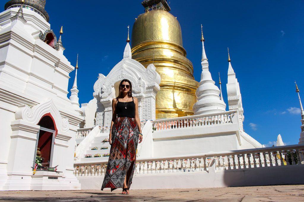 Visita por los templos de Chiang Mai