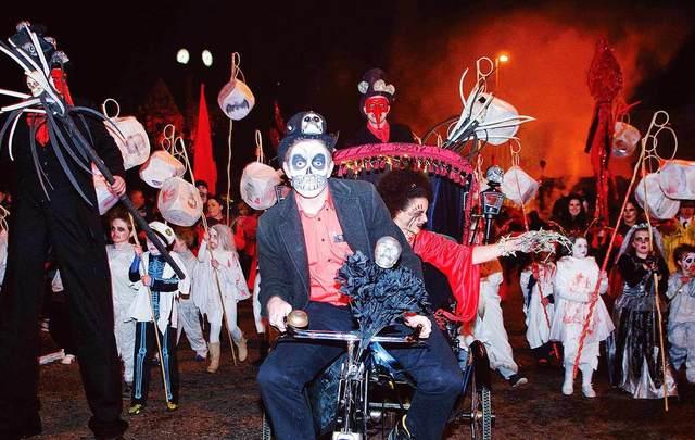 Halloween en Londonderry