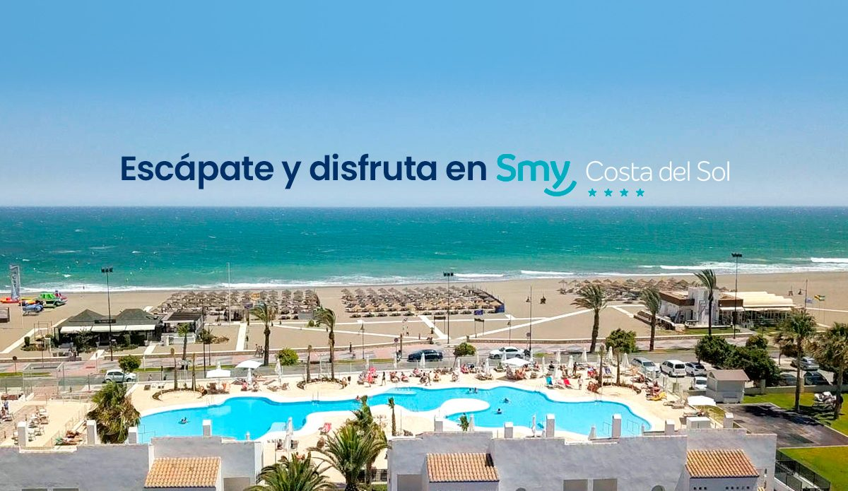 Tu escapada ideal en el hotel Smy Costa del Sol