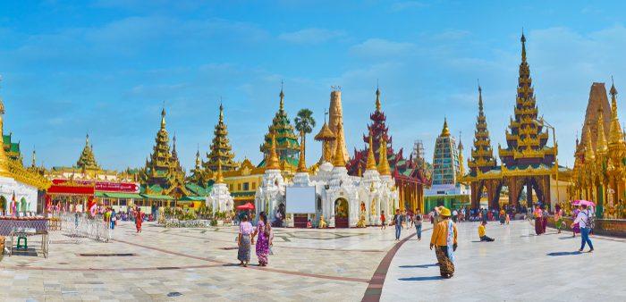Recorre el mundo a través de los templos más espectaculares en lugares increíbles.