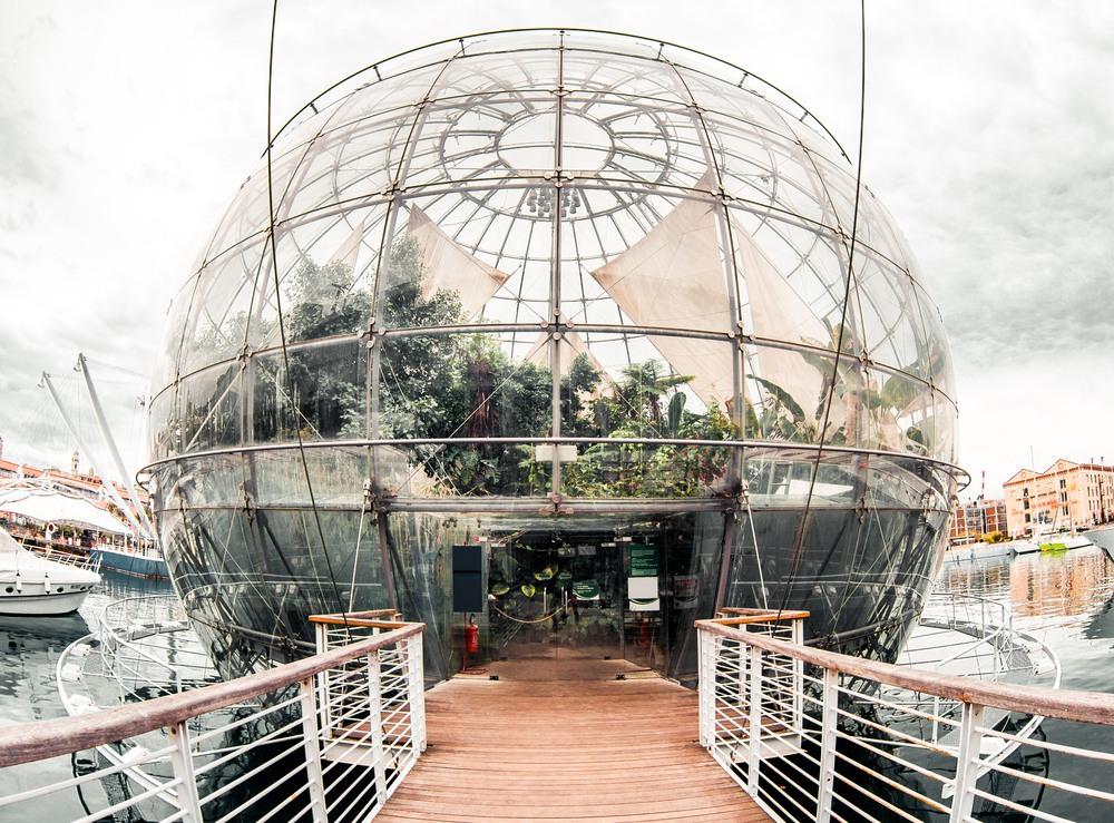 Acuario de Génova en el Puerto Antiguo
