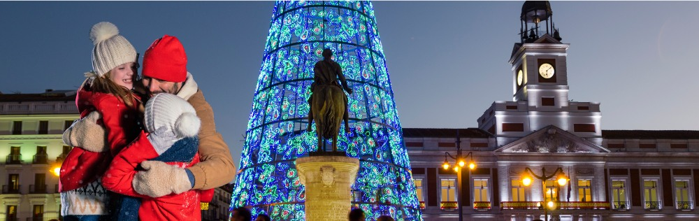 La magia de la Navidad se vive en Madrid