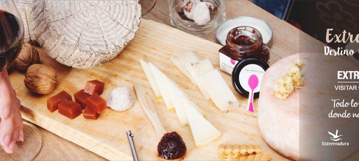 Dos rutas de quesos y vinos para saborear los paisajes y ciudades de Extremadura