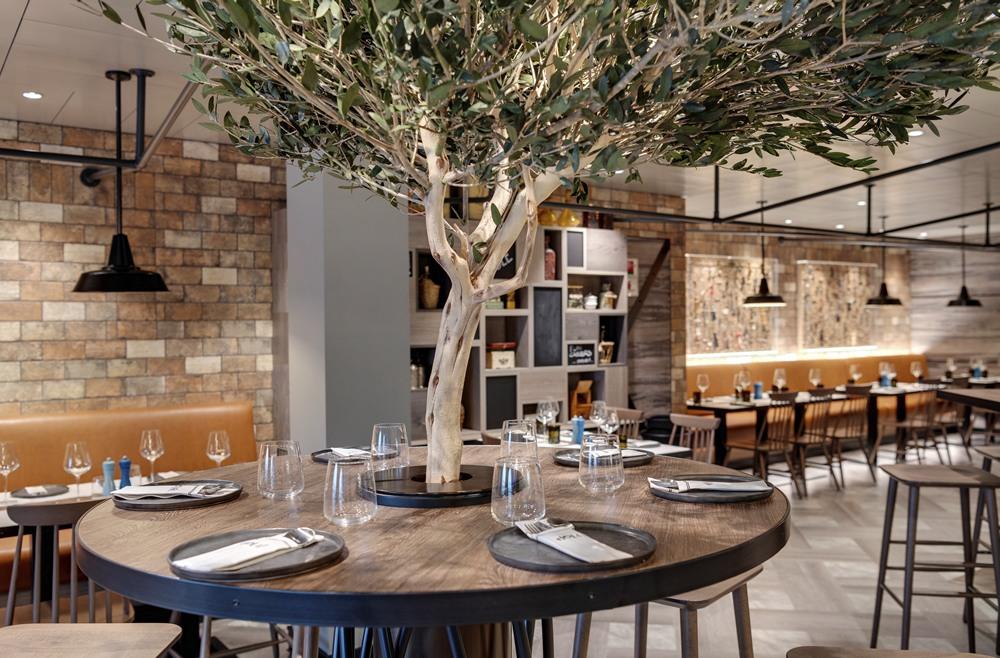 Restaurante Hola Tapas by Ramón Freixà