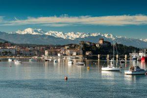 Viajar en enero a Santander en tren
