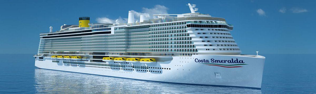 Costa Smeralda, el revolucionario barco que lo cambia todo