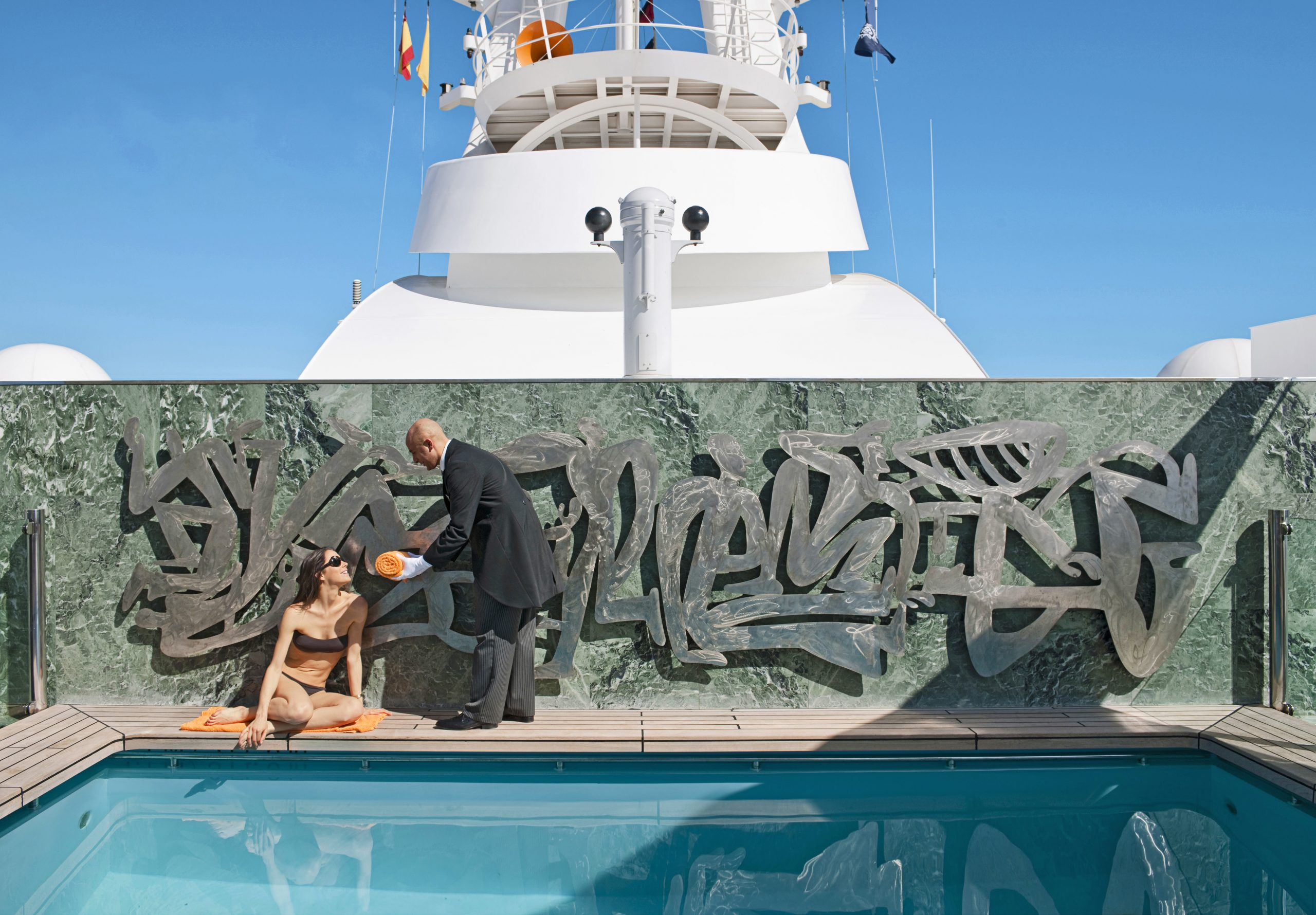Zona exclusiva de MSC Yacht Club