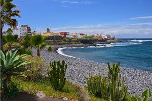 Destinos playa en invierno: Tenerife