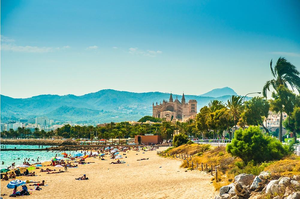 Destinos playa en invierno: Mallorca