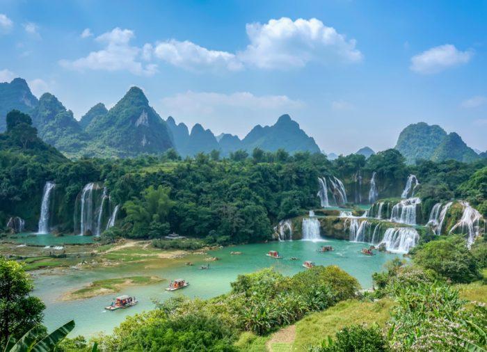 Las fronteras naturales más espectaculares del mundo