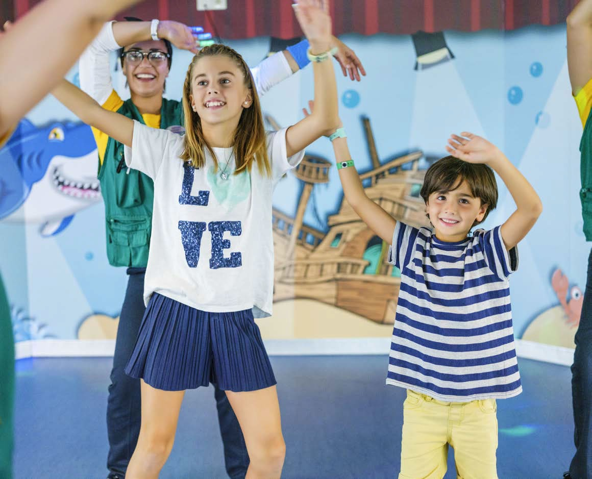Clubs infantiles en Español