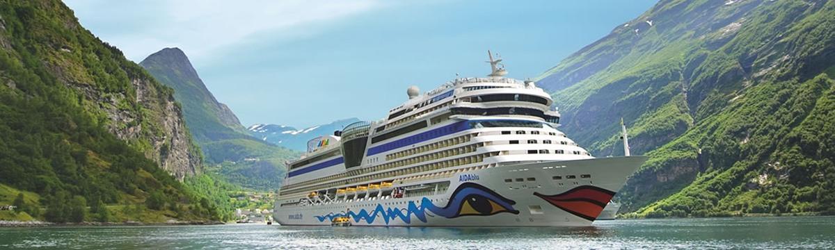 AIDA, cruceros al estilo alemán que gustan a los españoles