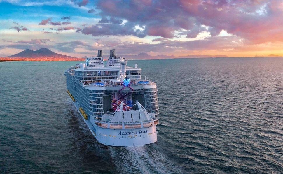 Allure of the Seas de Royal Caribbean