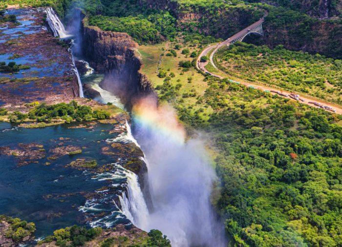 Las 9 cascadas más impresionantes del mundo
