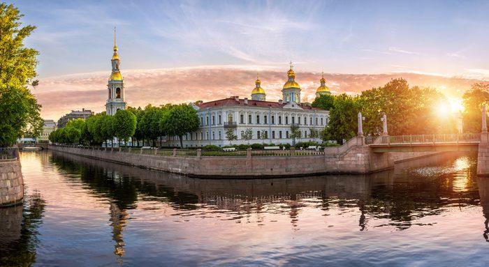 Visitar San Petersburgo en crucero