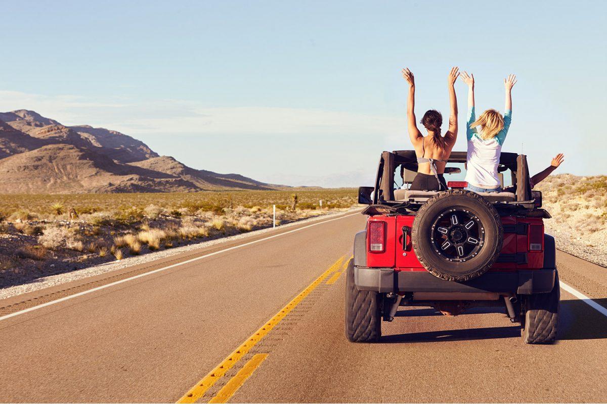 ¿Viaje en coche? 5 rutas que no te puedes perder