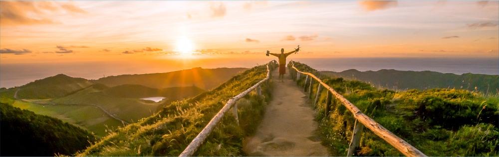 Nueve paraísos naturales se unen en Azores