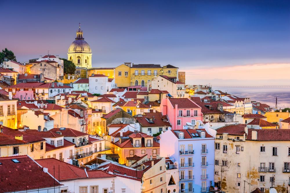 Lisboa con amigos