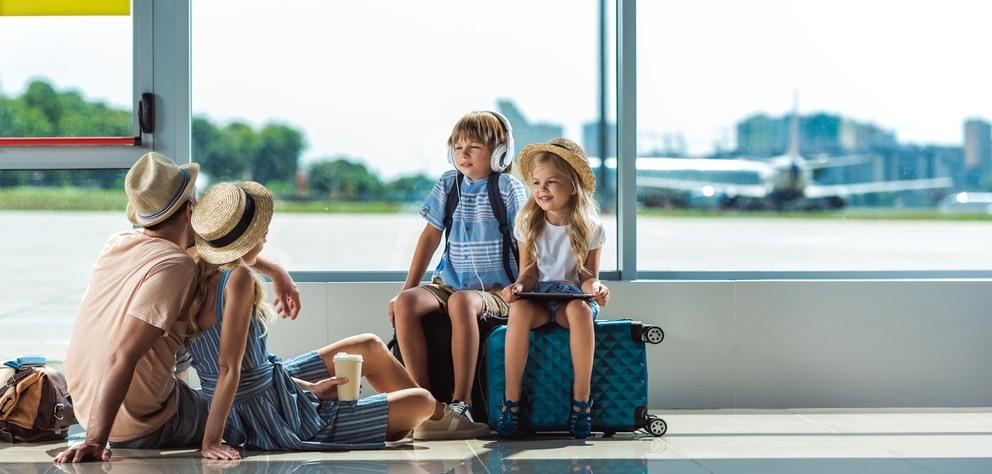 Guía práctica para viajar con niños