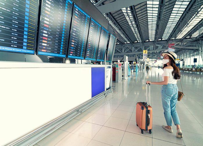 Las principales aerolíneas reanudan sus vuelos en las próximas semanas