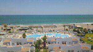 Hotel Smy Costa Del Sol en primera línea de playa, Torremolinos.