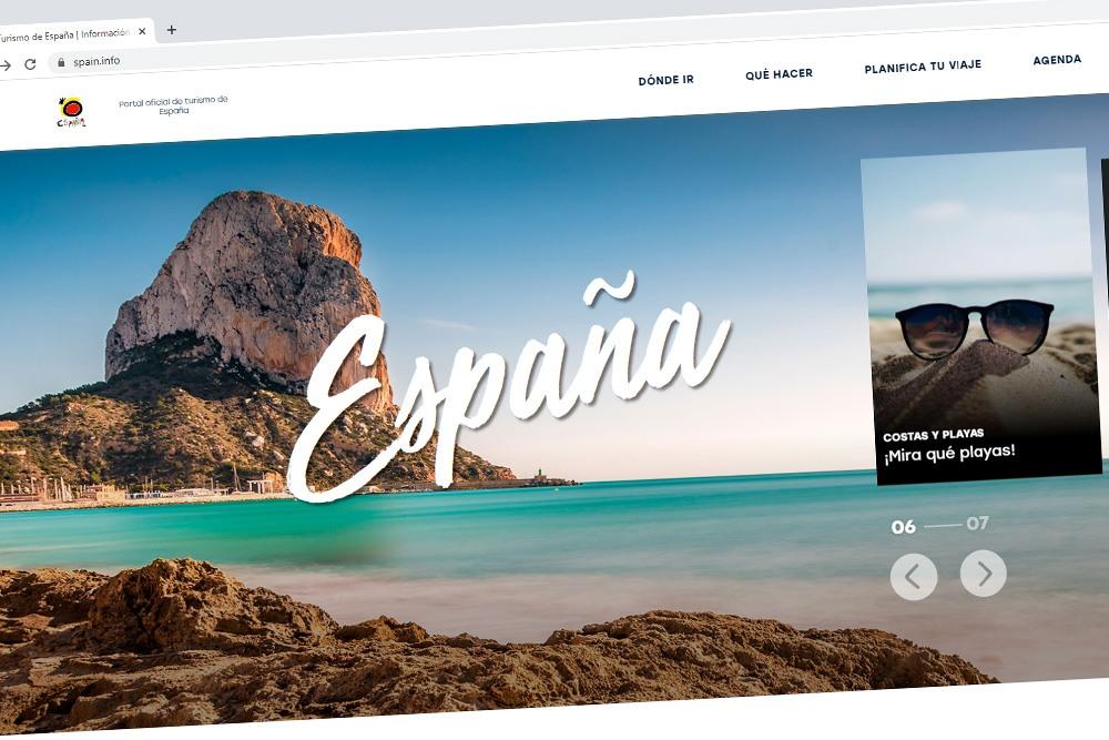 España presenta el nuevo spain.info junto a su campaña 'back to Spain'
