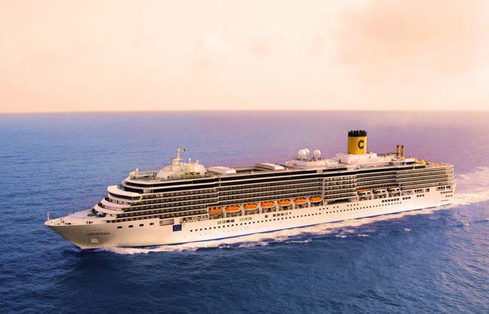 Costa Cruceros comienza sus operaciones