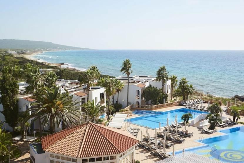 Vistas del Insotel Formentera Playa