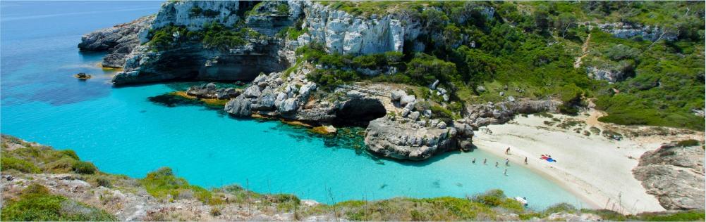 Mimetízate con la naturaleza más pura de Mallorca