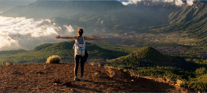 El mejor turismo activo está en La Palma