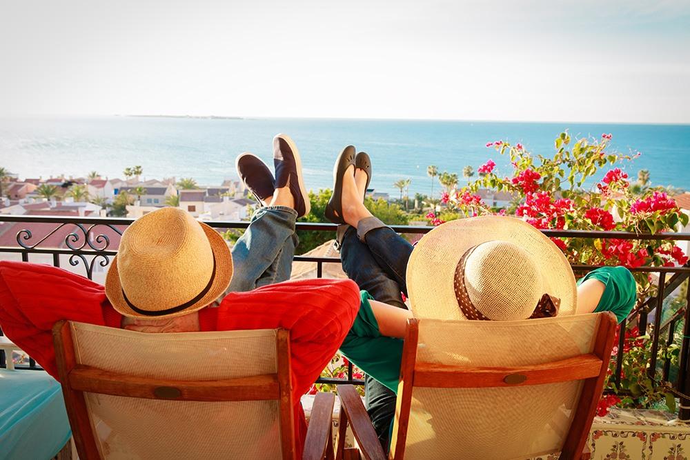 Los viajeros valoran positivamente sus estancias de verano en la nueva normalidad