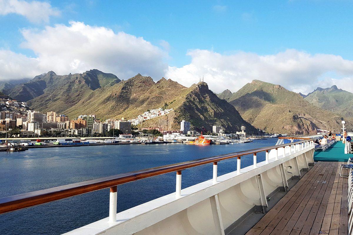 Los cruceros vuelven a Canarias a partir del 5 de noviembre