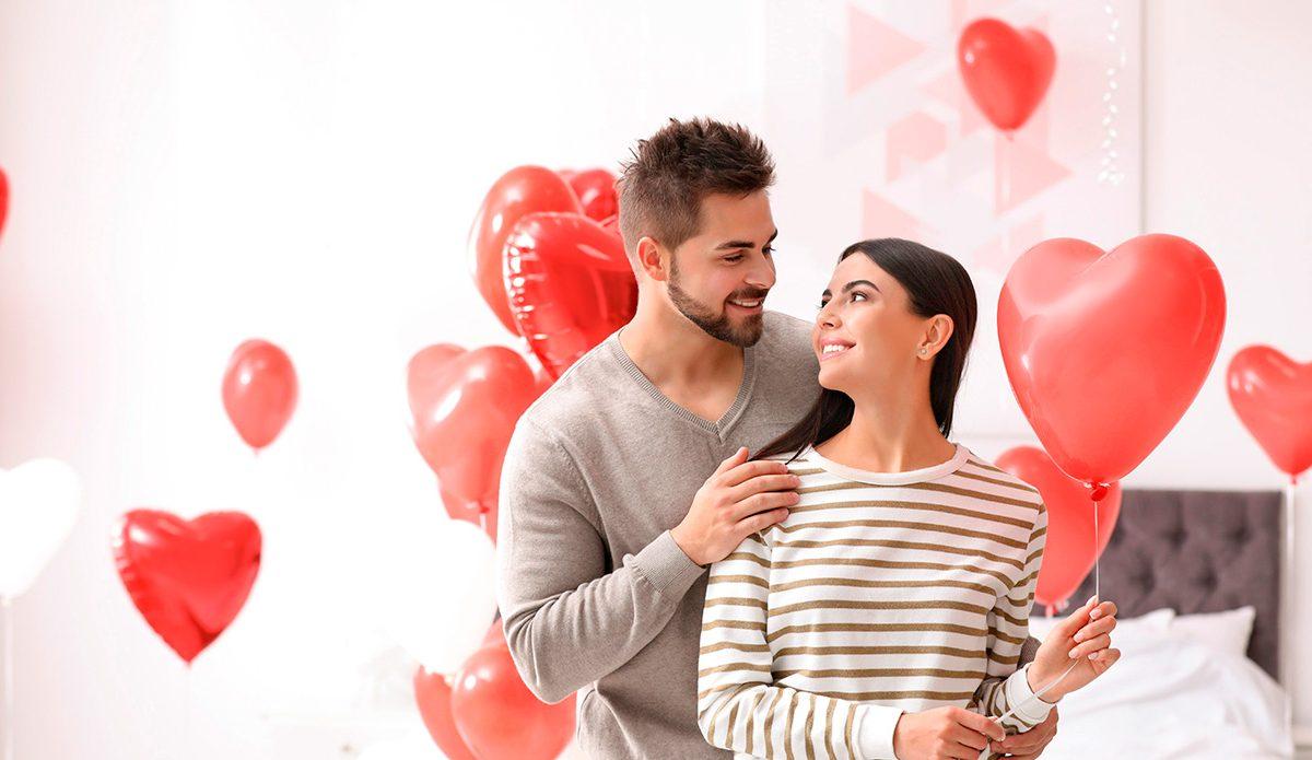 Llega San Valentín, celébralo como se merece