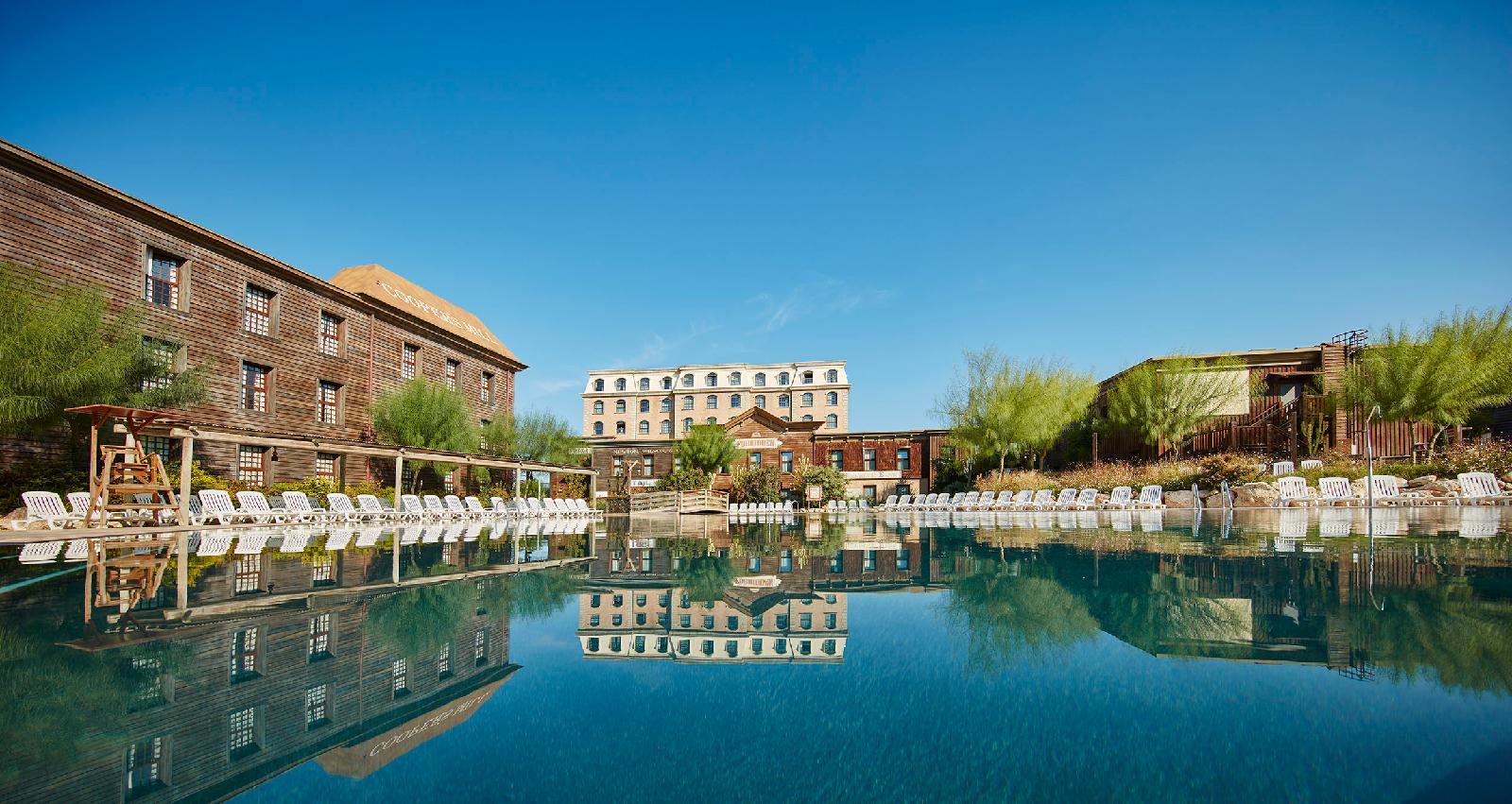 Hotel Gold River, PortAventura World