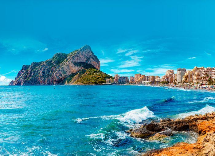 Más de 600 playas españolas obtienen la bandera azul en 2021
