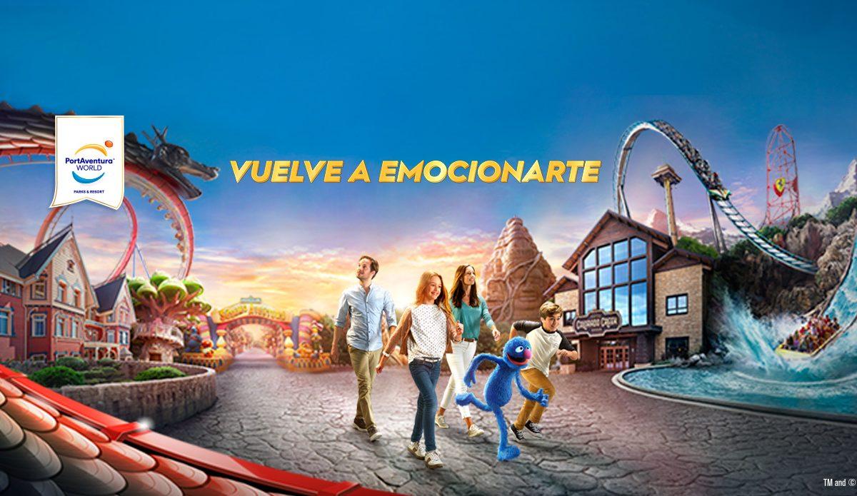 ¡PortAventura World está de vuelta!