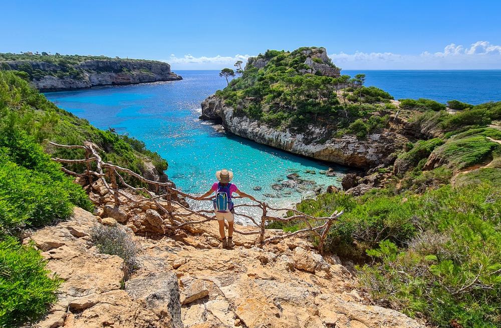 Cala des Moro en Mallorca
