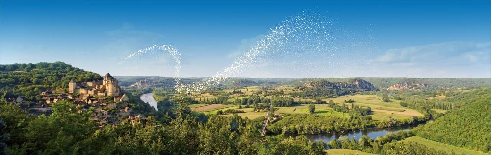 Dordoña-Périgord, una ruta mágica por el suroeste de Francia